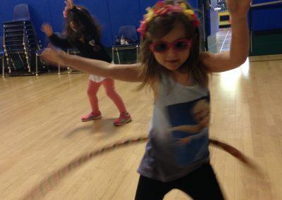 Hoop YMCA Sunglasses girl